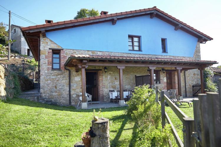 VakantiehuisSpanje - Asturië: Pruneda III  [27]