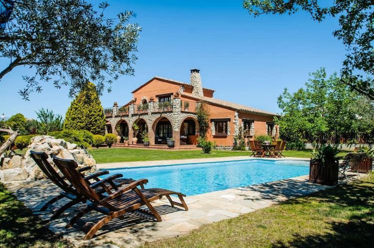 VakantiehuisSpanje - Costa Brava: Golf Peralada  [1]