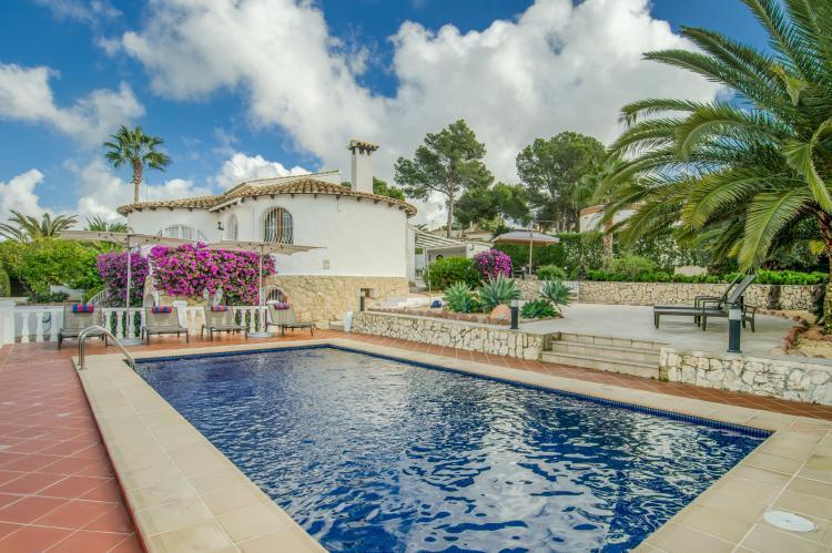 Holiday homeSpain - Costa Blanca: Casa Chrisona  [1]