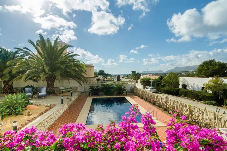 Holiday homeSpain - Costa Blanca: Casa Chrisona  [4]