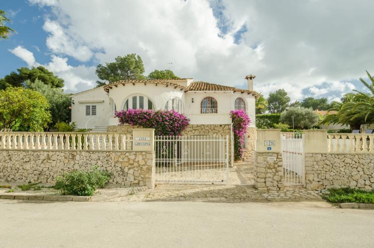 Holiday homeSpain - Costa Blanca: Casa Chrisona  [5]