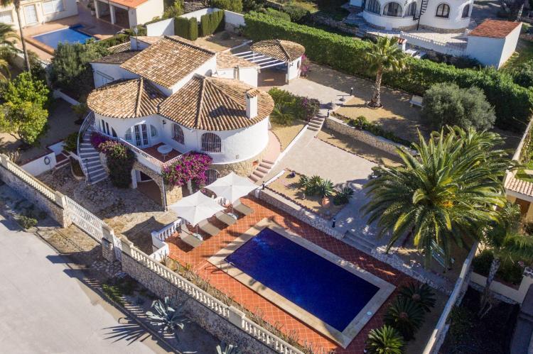 Holiday homeSpain - Costa Blanca: Casa Chrisona  [2]