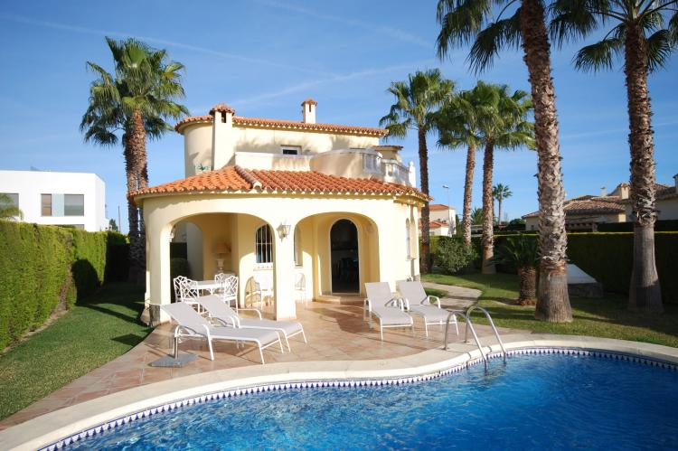Holiday homeSpain - Costa de Valencia: Casa Olivia Nova  [3]