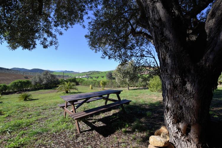 VakantiehuisSpanje - Andalusië Binnenland: Villa Sol  [29]