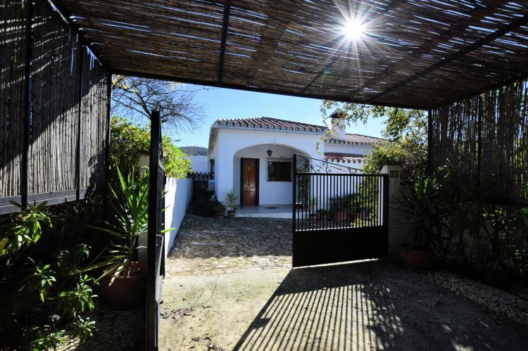 VakantiehuisSpanje - Andalusië Binnenland: Villa Sol  [5]