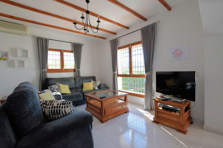 VakantiehuisSpanje - Andalusië Binnenland: Villa Sol  [9]