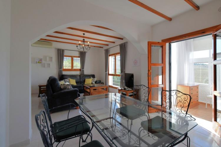 VakantiehuisSpanje - Andalusië Binnenland: Villa Sol  [11]