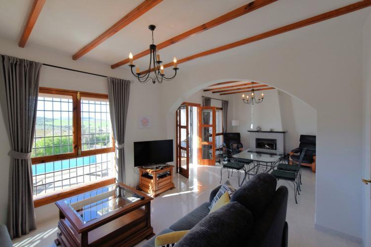 VakantiehuisSpanje - Andalusië Binnenland: Villa Sol  [8]
