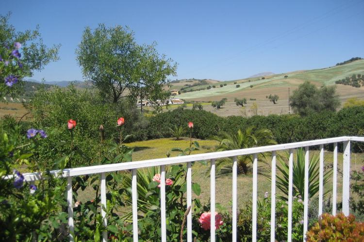 VakantiehuisSpanje - Andalusië Binnenland: Villa Sol  [31]