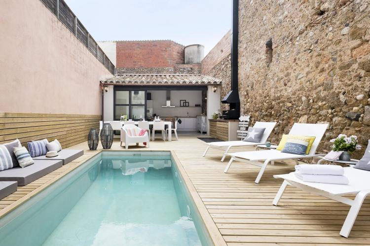 VakantiehuisSpanje - Costa Brava: Pink House  [4]