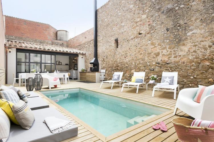 VakantiehuisSpanje - Costa Brava: Pink House  [5]