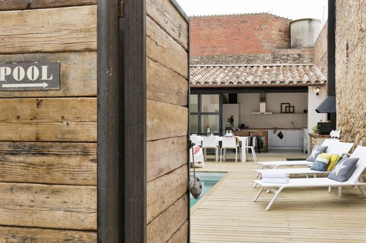 VakantiehuisSpanje - Costa Brava: Pink House  [31]