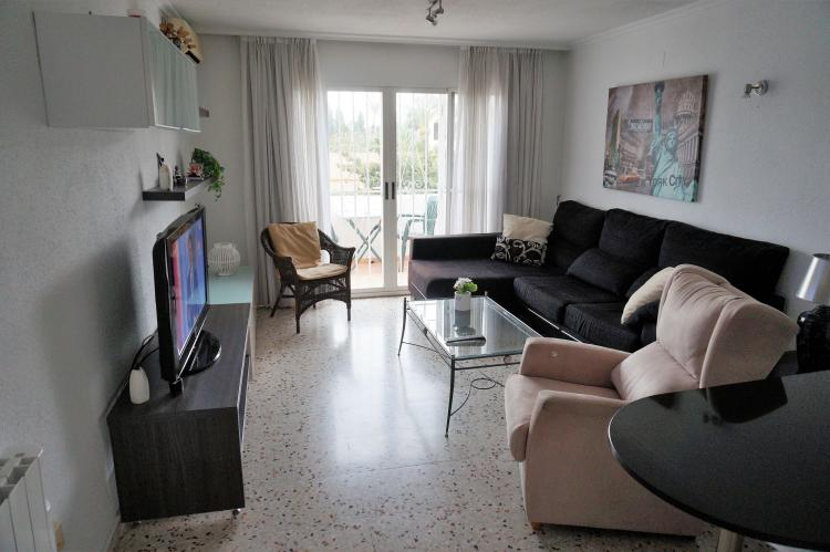 FerienhausSpanien - Costa Blanca: Appartement Cuenca  [1]