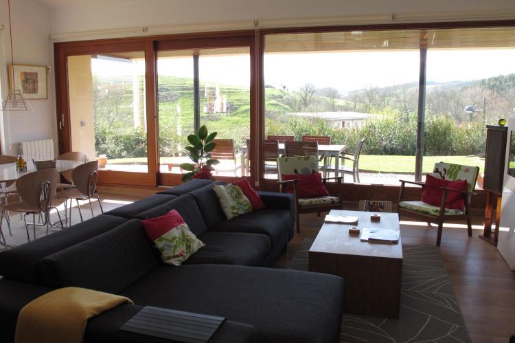 VakantiehuisSpanje - Cantabrië: Villa Villaverde  [6]