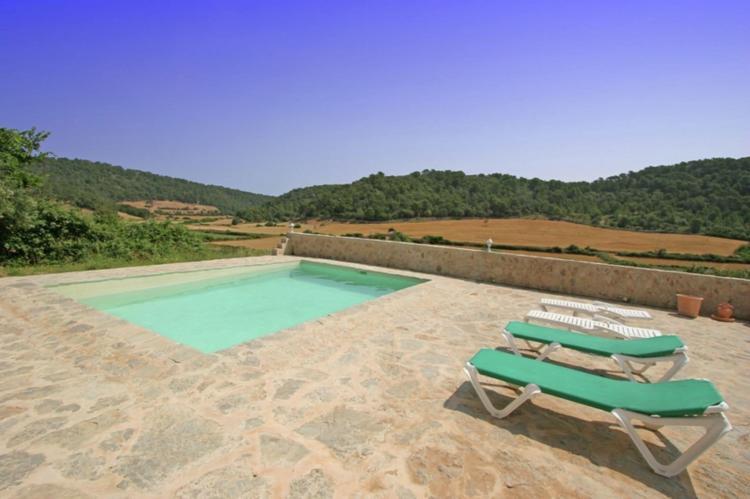 Holiday homeSpain - Balearic Islands: Canyar Enzell  [1]