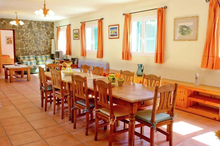Holiday homeSpain - Balearic Islands: Canyar Enzell  [7]
