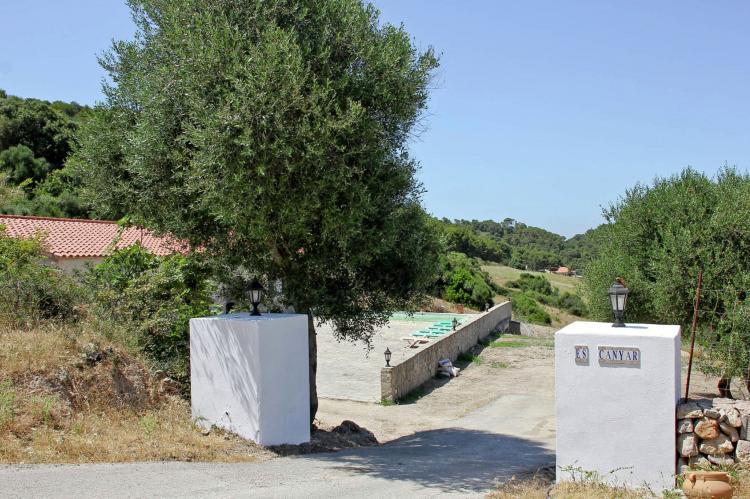 Holiday homeSpain - Balearic Islands: Canyar Enzell  [5]