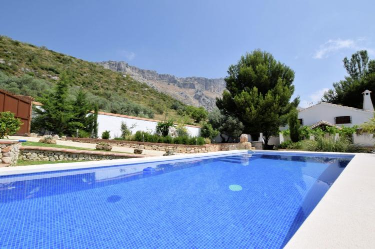 Holiday homeSpain - Andalusia Inland: Casa Las Gayumbas  [5]