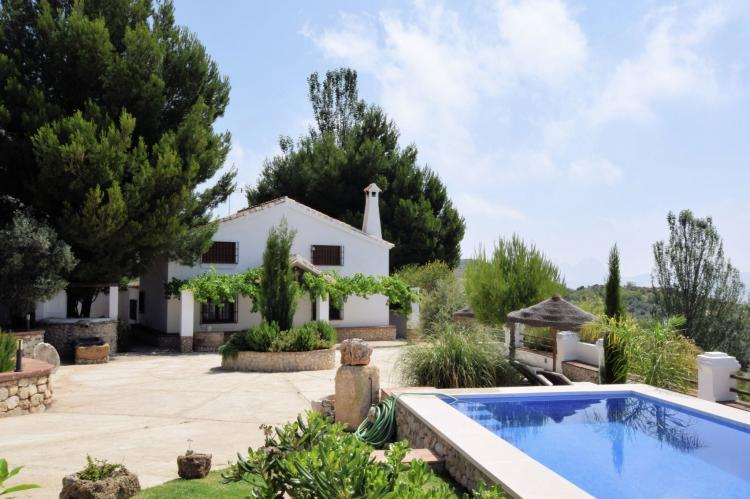 Holiday homeSpain - Andalusia Inland: Casa Las Gayumbas  [2]