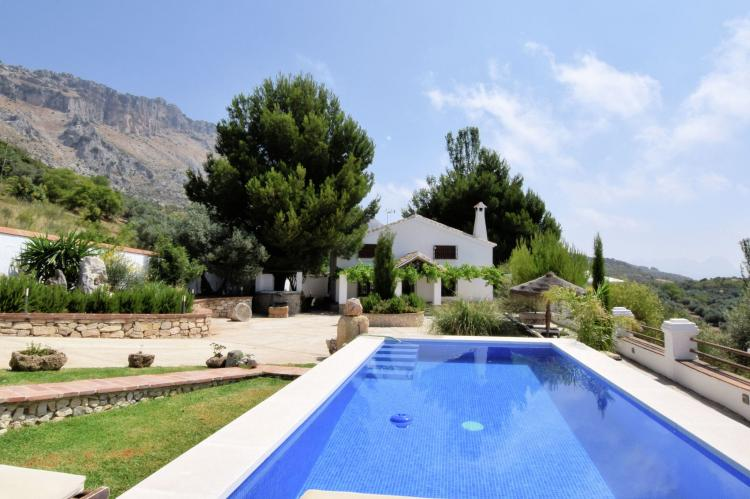 Holiday homeSpain - Andalusia Inland: Casa Las Gayumbas  [1]