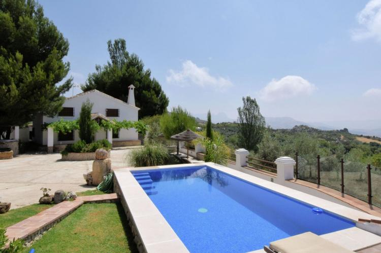 Holiday homeSpain - Andalusia Inland: Casa Las Gayumbas  [6]