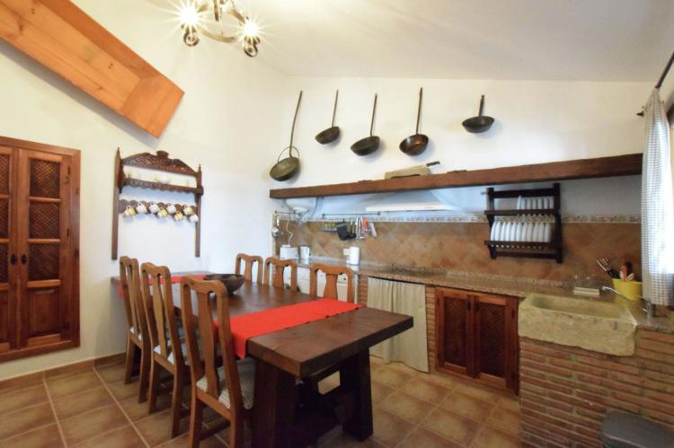 Holiday homeSpain - Andalusia Inland: Casa Las Gayumbas  [11]