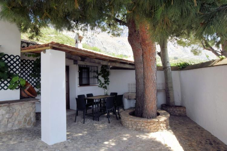 Holiday homeSpain - Andalusia Inland: Casa Las Gayumbas  [29]