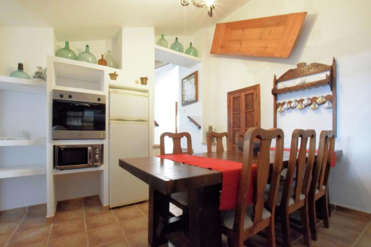 Holiday homeSpain - Andalusia Inland: Casa Las Gayumbas  [12]