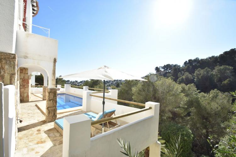 Holiday homeSpain - Costa Blanca: Casa La Vida  [1]
