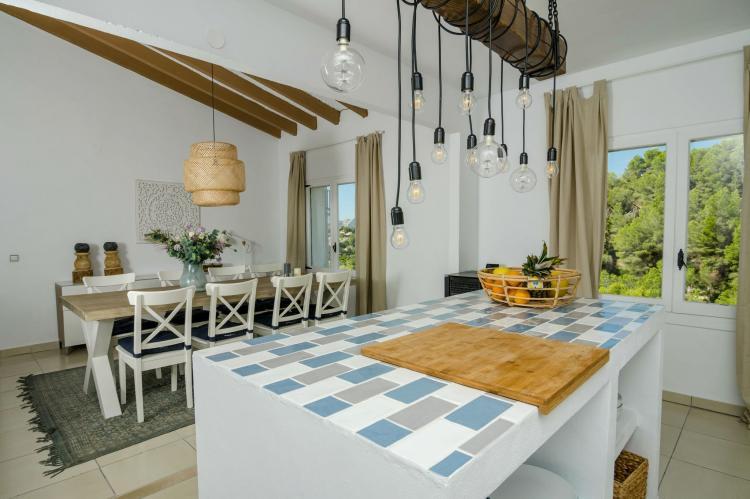 Holiday homeSpain - Costa Blanca: Casa La Vida  [8]