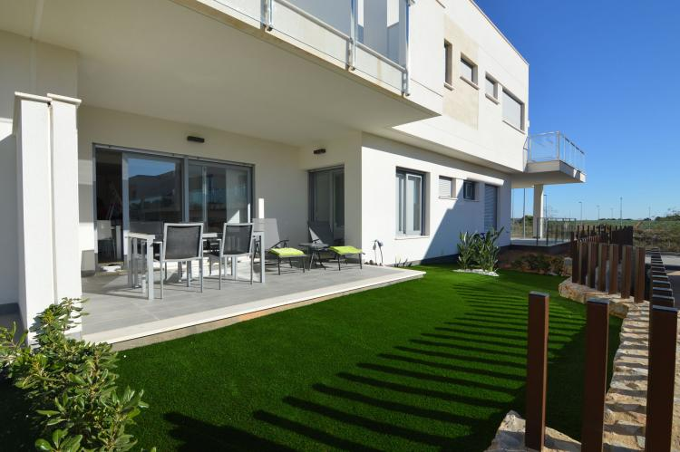 Holiday homeSpain - Costa Blanca: Casa Frambuesa  [1]