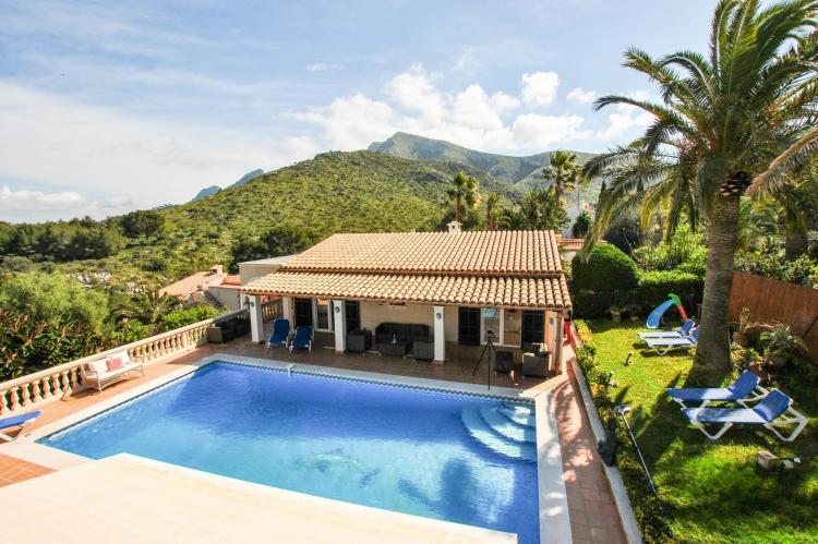 Holiday homeSpain - Balearic Islands: Casa Aim Eri  [4]