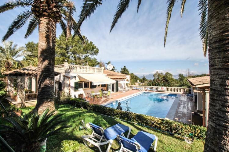 Holiday homeSpain - Balearic Islands: Casa Aim Eri  [5]