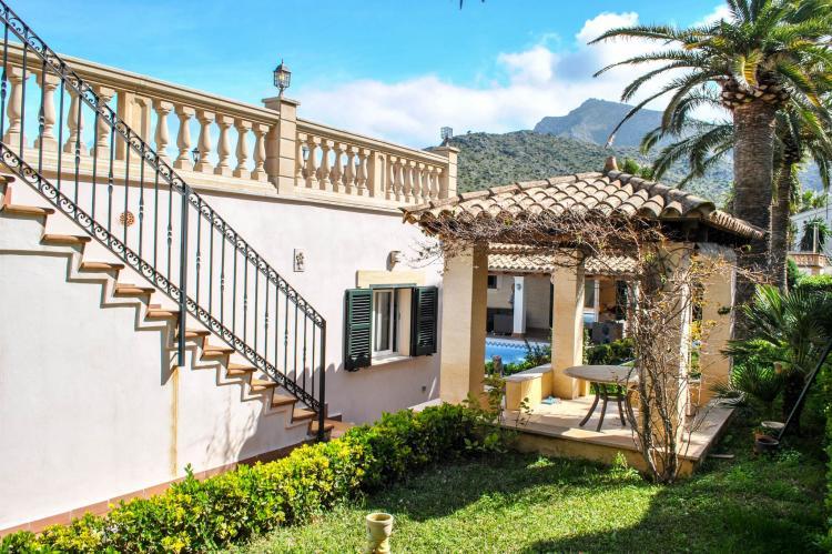 Holiday homeSpain - Balearic Islands: Casa Aim Eri  [37]