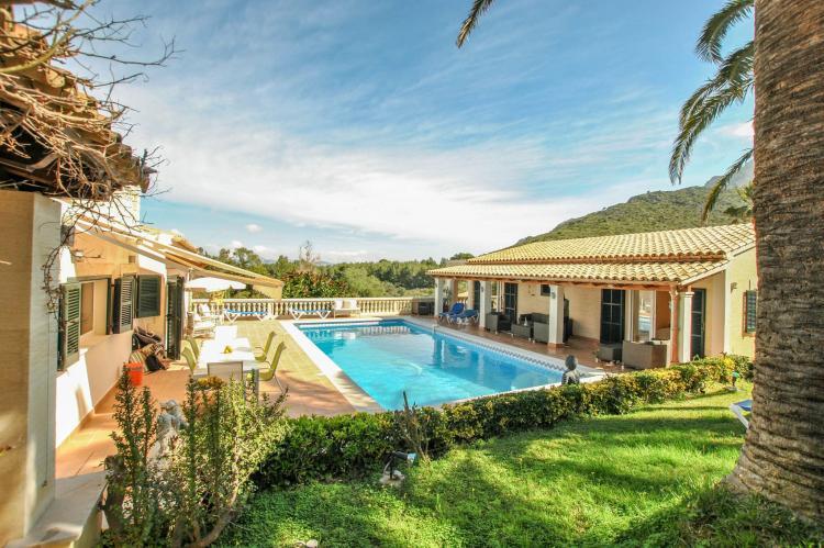 Holiday homeSpain - Balearic Islands: Casa Aim Eri  [1]
