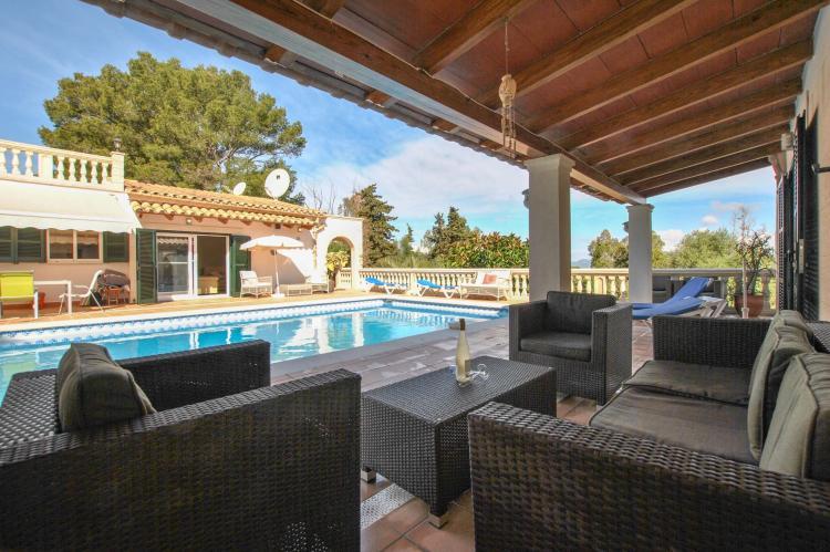 Holiday homeSpain - Balearic Islands: Casa Aim Eri  [36]