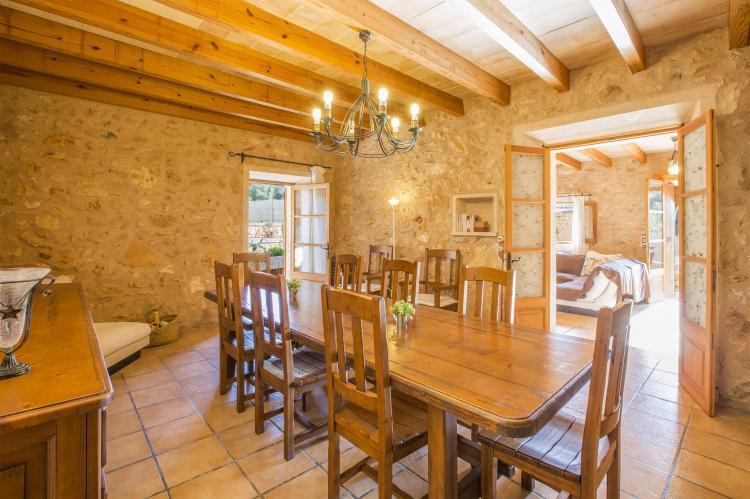 Holiday homeSpain - Balearic Islands: Casa Rural Sa Sorda  [852]