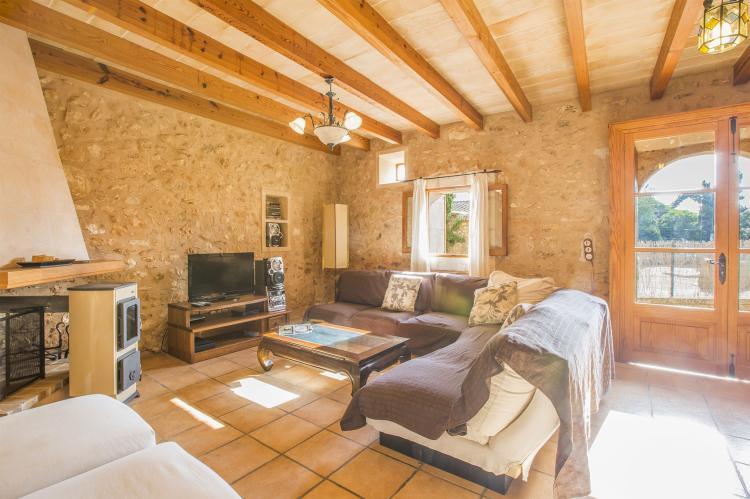Holiday homeSpain - Balearic Islands: Casa Rural Sa Sorda  [579]