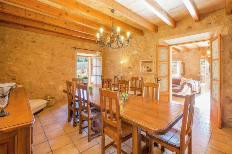 Holiday homeSpain - Balearic Islands: Casa Rural Sa Sorda  [166]