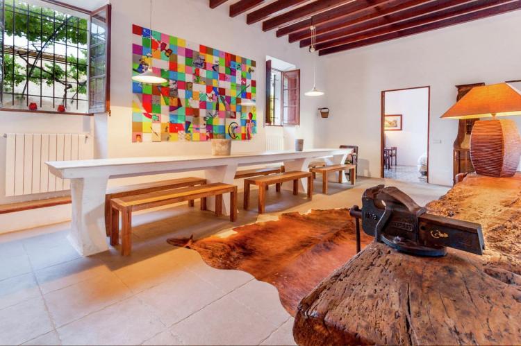 VakantiehuisSpanje - Balearen / Mallorca: Possesió Sa Barrala  [12]