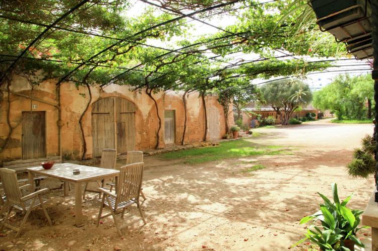 VakantiehuisSpanje - Balearen / Mallorca: Possesió Sa Barrala  [24]