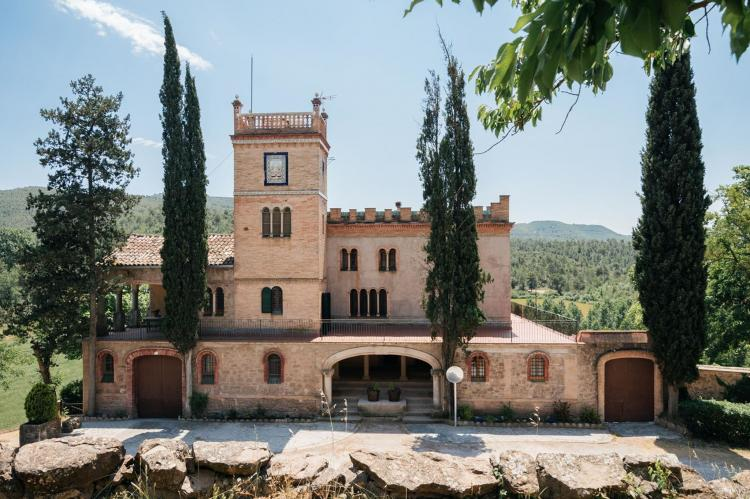 Holiday homeSpain - Costa Maresme/ Barcelona: Les Fonts  [2]