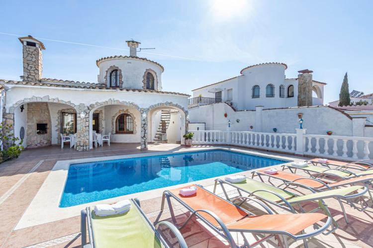 Holiday homeSpain - Costa Brava: Villa Creus  [5]
