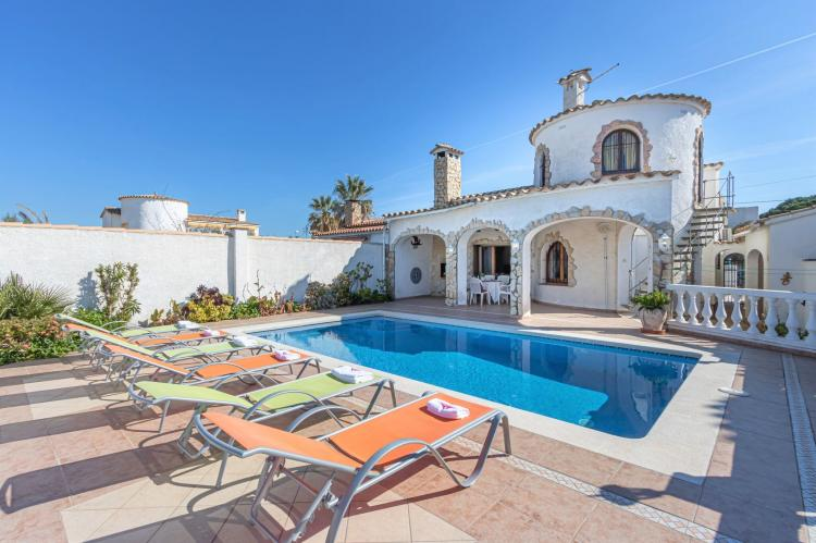 Holiday homeSpain - Costa Brava: Villa Creus  [1]