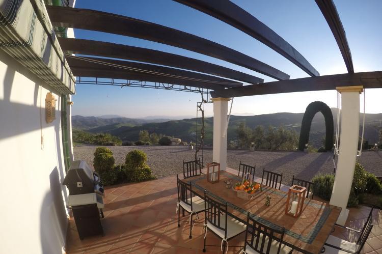 Holiday homeSpain - Andalusia Inland: Villa Los Chaparros  [21]