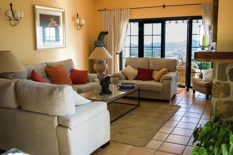 Holiday homeSpain - Andalusia Inland: Villa Los Chaparros  [8]