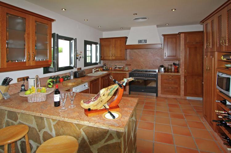 Holiday homeSpain - Andalusia Inland: Villa Los Chaparros  [10]
