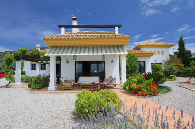 Holiday homeSpain - Andalusia Inland: Villa Los Chaparros  [20]