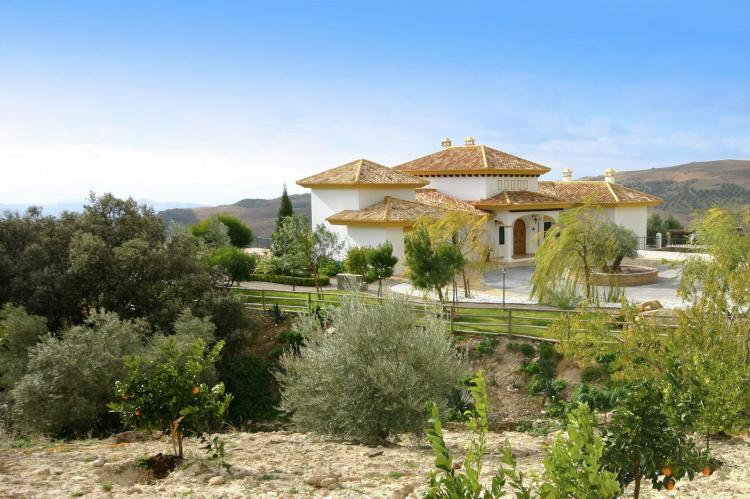 Holiday homeSpain - Andalusia Inland: Villa Los Chaparros  [3]