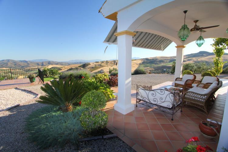 Holiday homeSpain - Andalusia Inland: Villa Los Chaparros  [22]